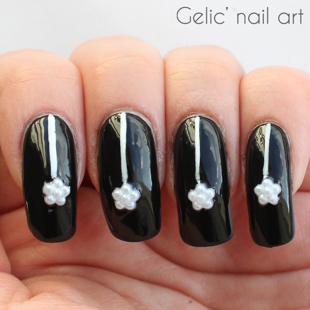 Q Riouser Q Riouser Nail Art: Gelic' Nail Art