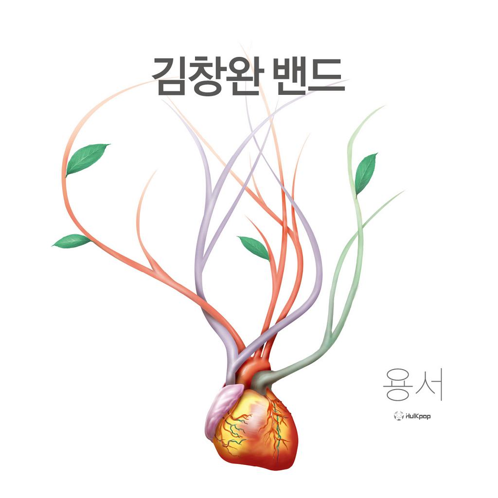 Kim Chang-Wan Band – Vol.3 Forgiveness