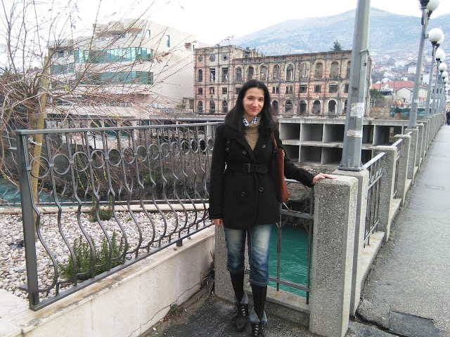 modaodaradosti #bridge #Mostar