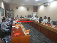 Komisi IV DPRD NTB Akan Turun Check Pengerjaan Proyek BWS Yang Diadukan FPPK Pulau Sumbawa