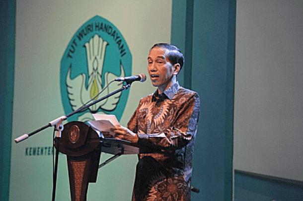 Presiden Instruksikan Menkeu Membentuk Dana Abadi Pendidikan