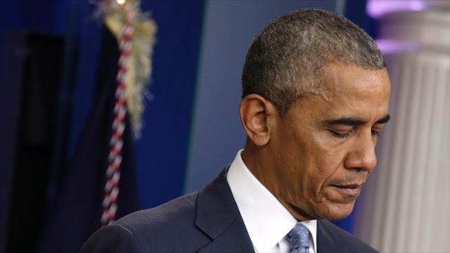 Obama revisará prohibición de uso de equipo militar por la Policía