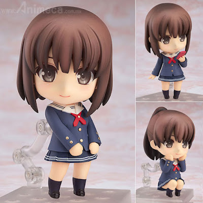 "Figura Megumi Kato Nendoroid ""Saekano: How to Raise a Boring Girlfriend ♭"" Saenai Heroine no Sodatekata"