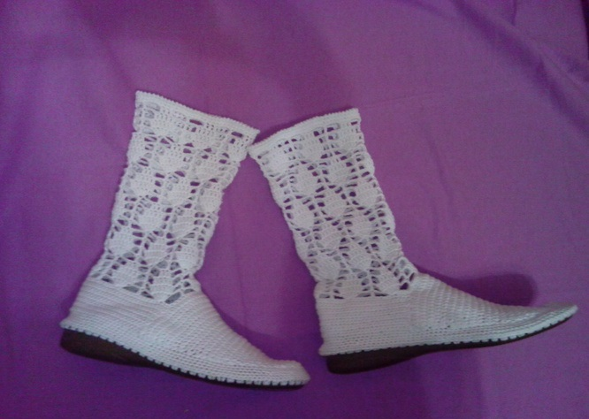 Free Crochet Patterns And Video Tutorials How To Crochet Boots Free