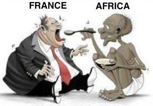 afrika derde wereld land