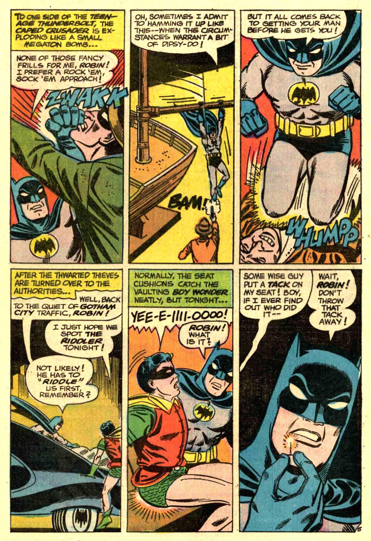 Detective Comics (1937) 362 Page 7