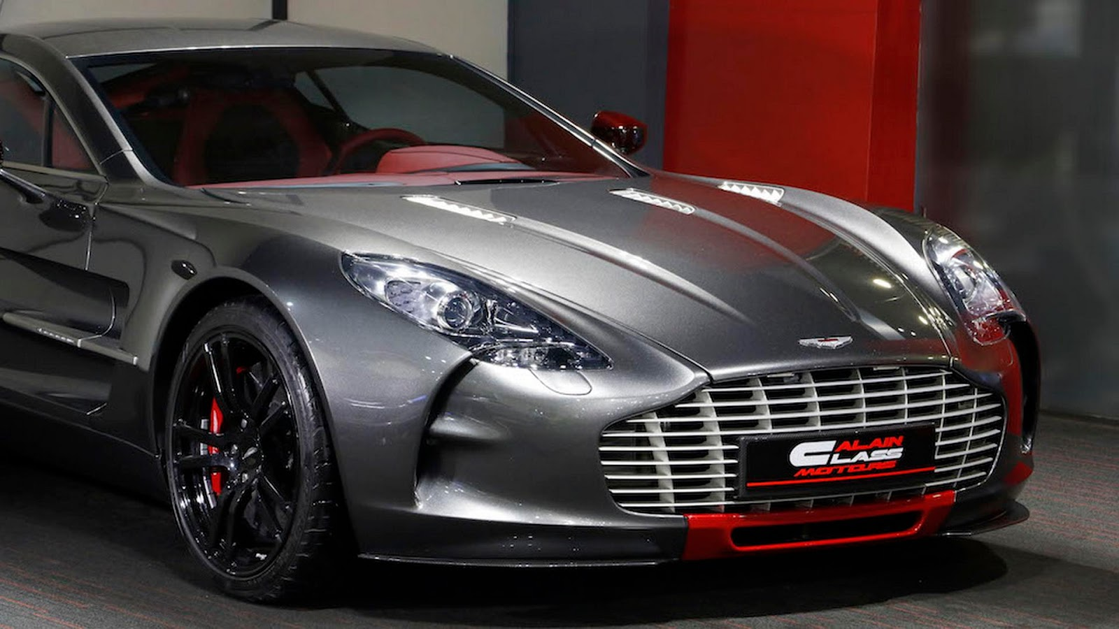 ultra rare aston martin one 77 q series for sale in dubai carscoops. Black Bedroom Furniture Sets. Home Design Ideas