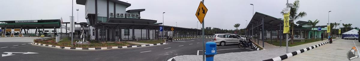 Gambar dan Foto Plaza Tol Alor Pongsu