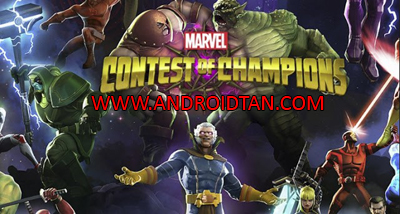 MARVEL Contest of Champions Mod Apk v16.0.0 God Mode Terbaru