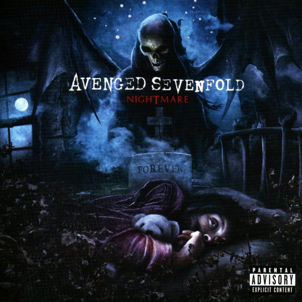 avenged sevenfold nightmare album free download