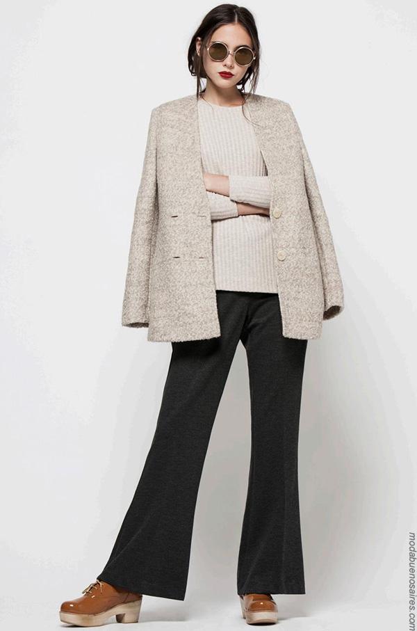 Moda invierno 2017 moda mujer. Ropa de mujer invierno 2017.