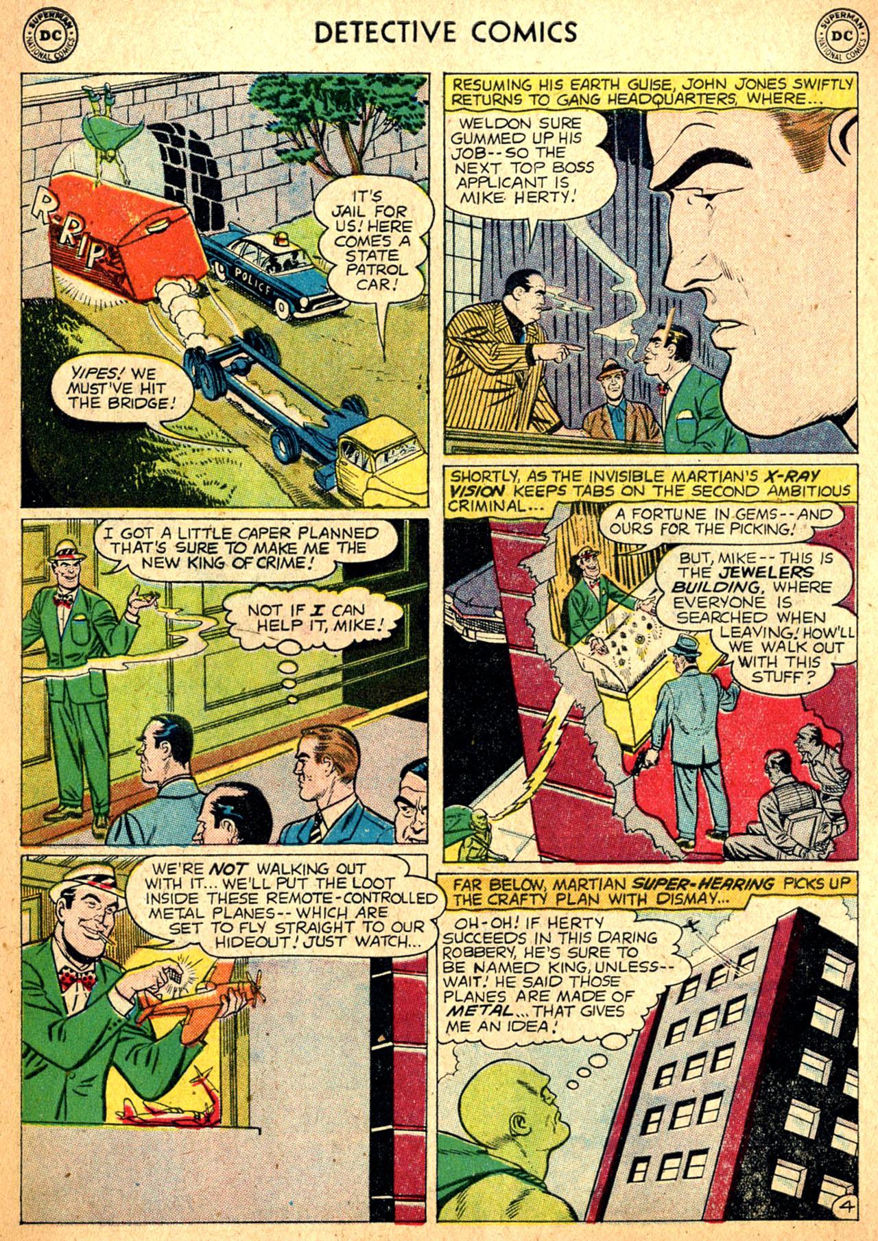 Read online Detective Comics (1937) comic -  Issue #257 - 30