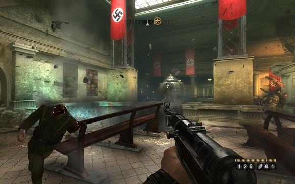 скачать Wolfenstein 1 торрент - фото 11