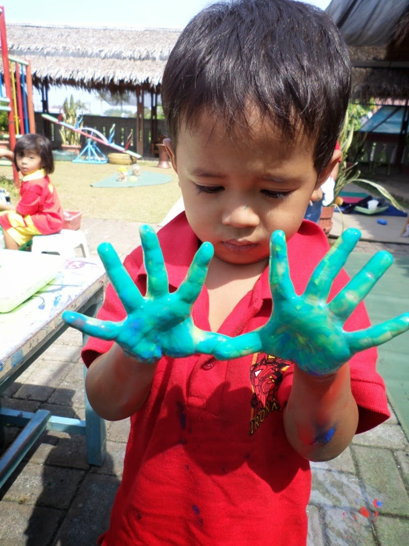 Karakteristik Cara Belajar Anak Usia Dini PAUD