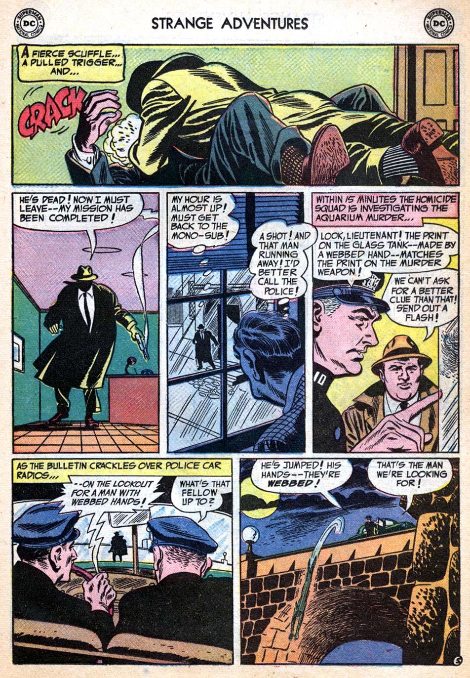 Strange Adventures (1950) issue 35 - Page 23
