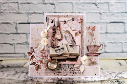 January Challenge : Shabby chic