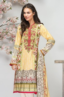 Al Karam Lawn Collection 2016 With Price - Al Karam Lawn Collection