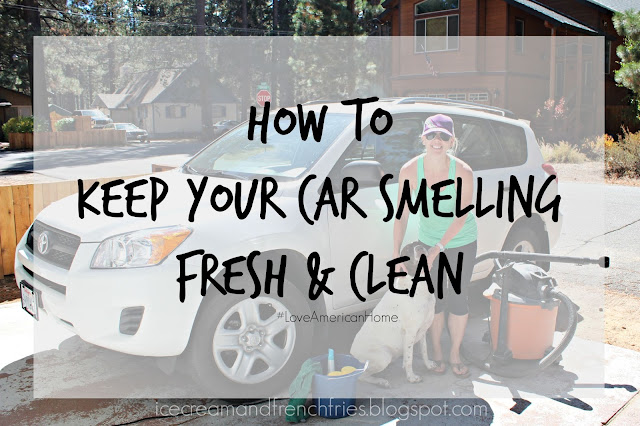 How to Keep Your Car Fresh and Clean