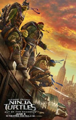 Teenage Mutant Ninja Turtles Out of the Shadows Movie Watch Online Free