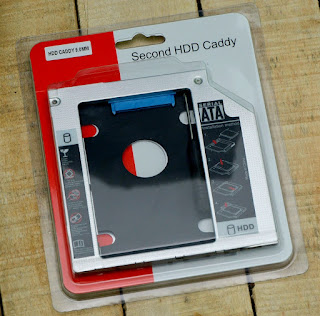 jual hdd caddy 9mm For Macbook, Macbook Pro,