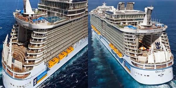 Royal Caribbean Cruise Bangladeshi Travel Agent