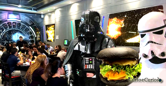 Star Wars vira lanchonete em SP: Conheça 'Jedi's Burguer'!