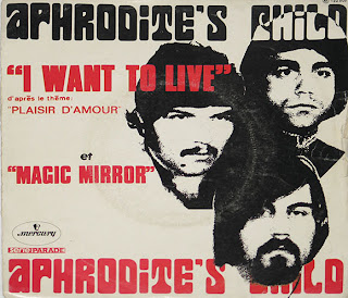 Aphrodite's Child - I want to live (Plaisir d'amour)