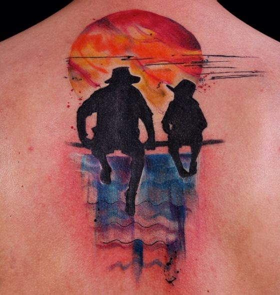 Father Son Tattoos