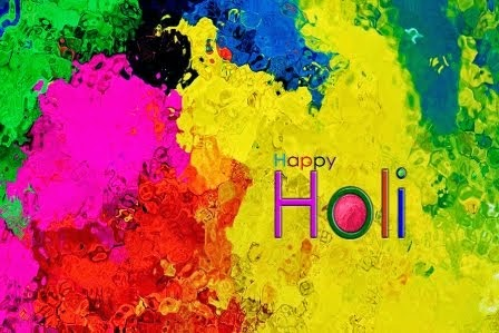 New Happy Holi Wallpapers