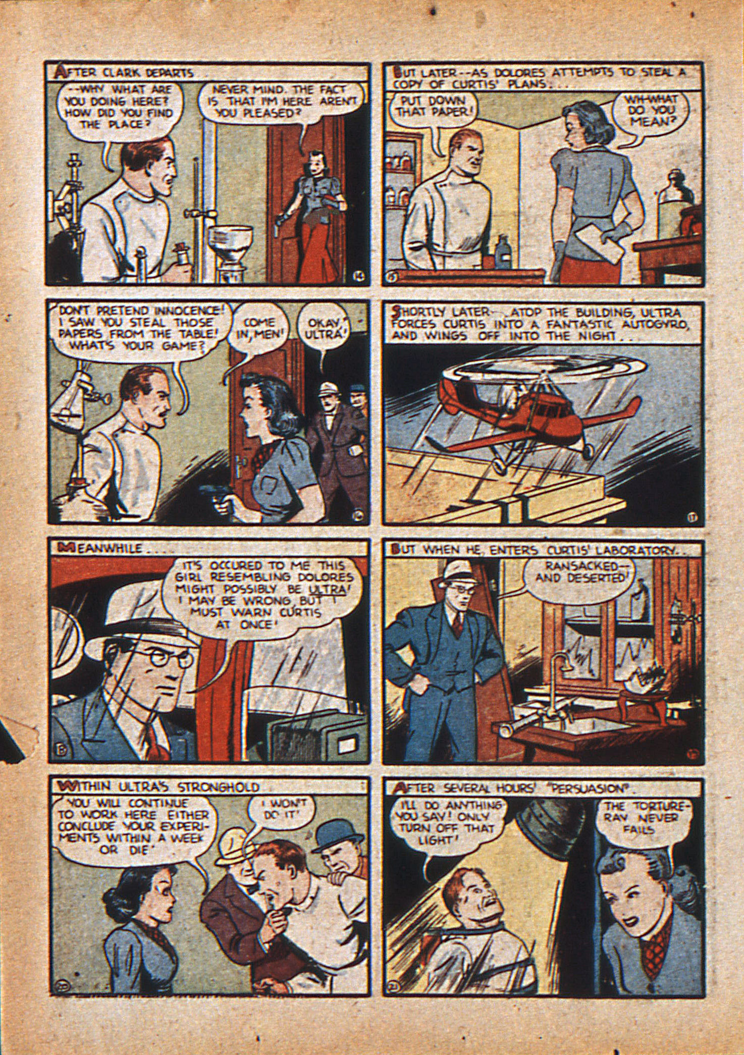 Read online Action Comics (1938) comic -  Issue #21 - 7