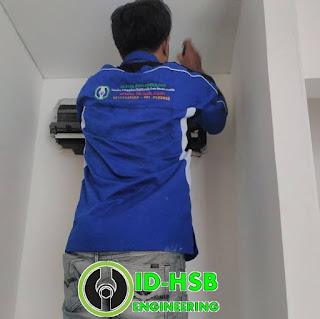 Panggilan Service AC BSD Serpong