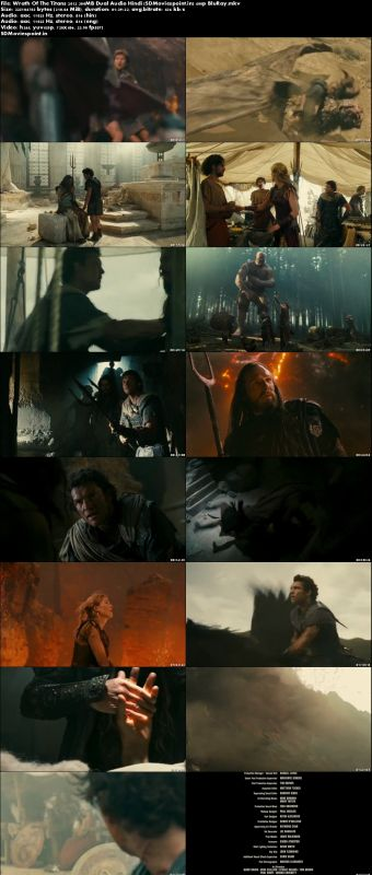 Screen Shots Wrath of the Titans (2012) Full HD Movie Download Hindi Dubbed