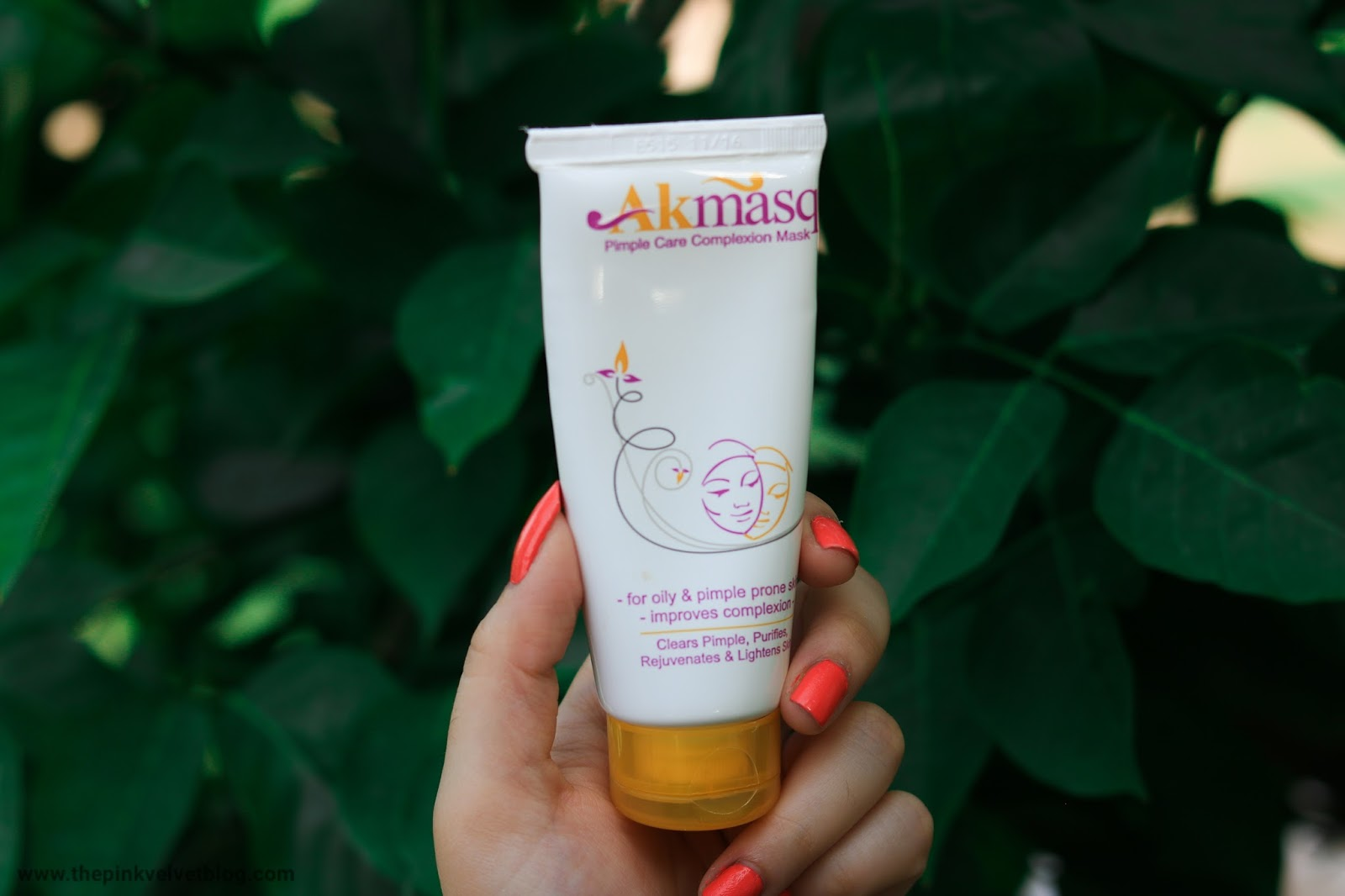ethicare remedies face mask oily and acne prone skin