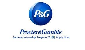 P&G Procter & Gamble Pakistan Summer Internship 2018, Description of Internship, Requirements, Eligibility criteria, Bachelor & Master Internship 2018, Deadline