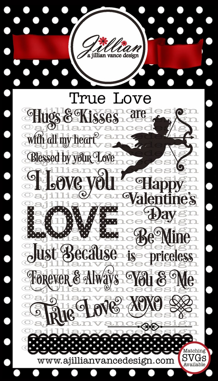 True Love stamps