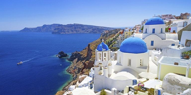 Santorini, Pulau Paling Romantis di Dunia