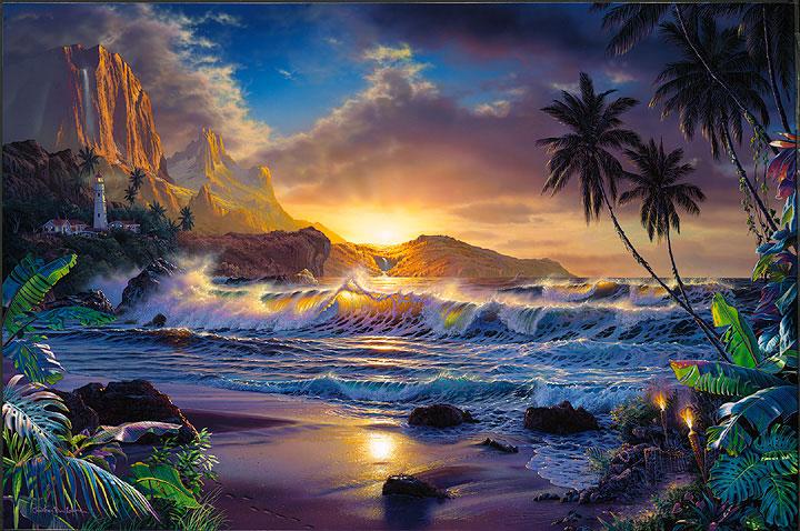 Il mondo di Mary Antony: Christian Lassen Reise - I paesaggi ...
