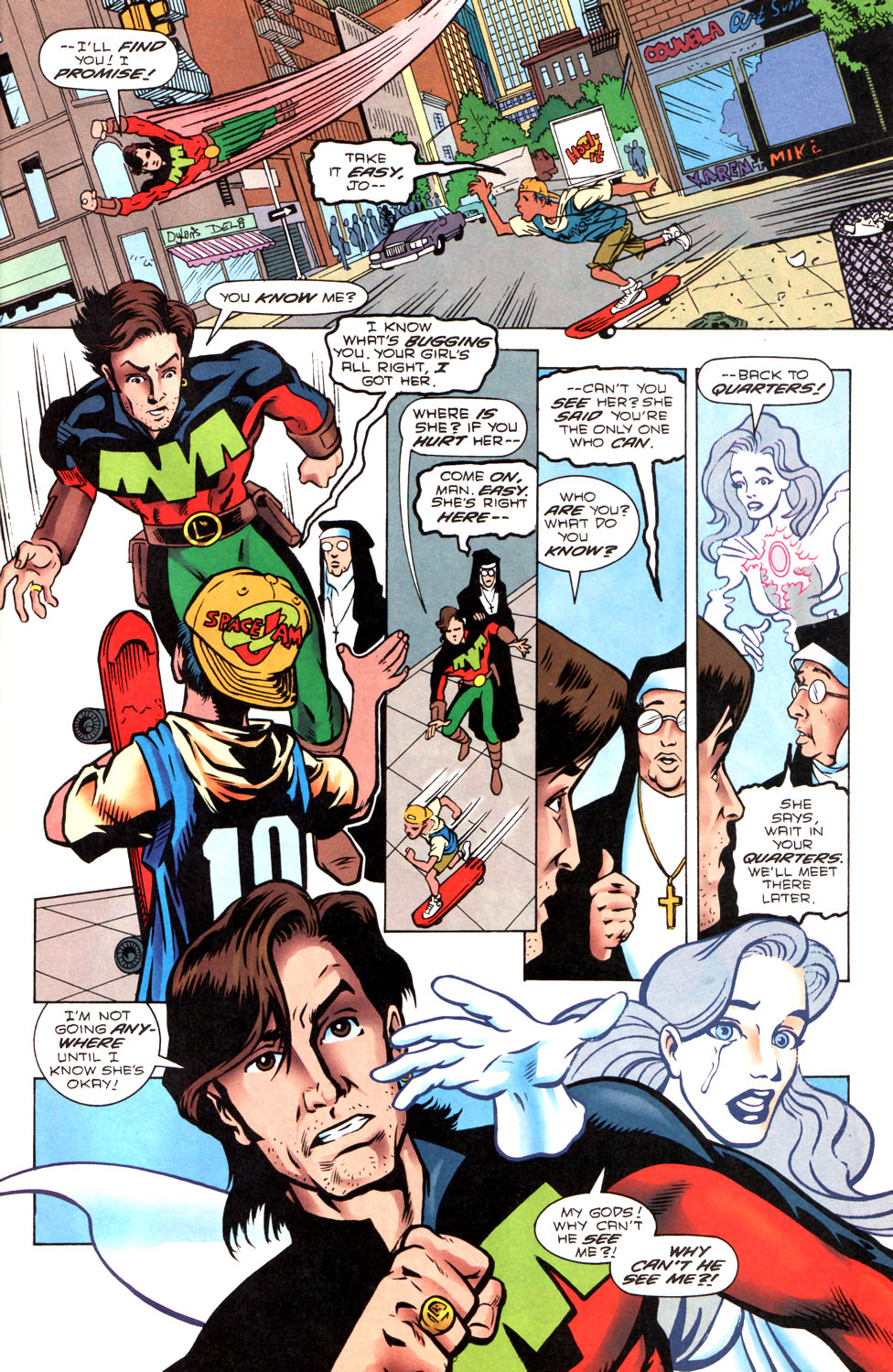 Legion of Super-Heroes (1989) 87 Page 7