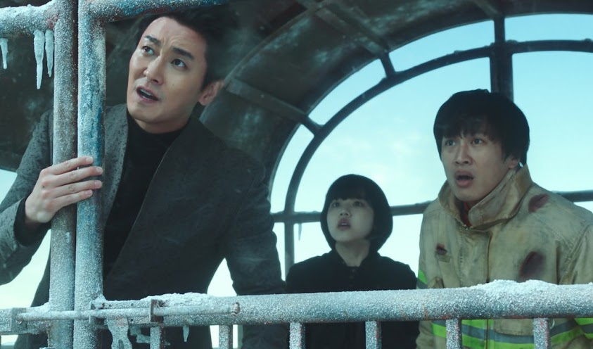 Check Out a New Hit Korean Film, Along with the Gods : The Two Worlds