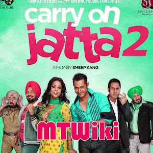 carry on jatta 2 UpScaled Video Songs direct download .