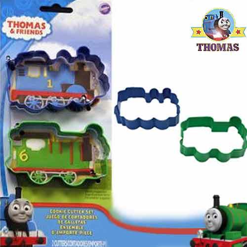 Thomas Train Friends Biscuit Cutters Birthday Cake Designs