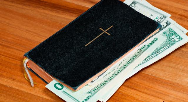 dinheiro ou Deus?