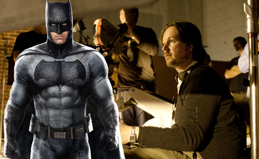 """The Batman"" perde seu segundo diretor"