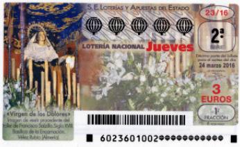 loteria nacional jueves 24032016
