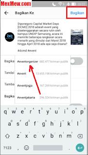 hashtag instagram,cara menabhakan hashtag,membuat hashtag instagram,hashtag adalah