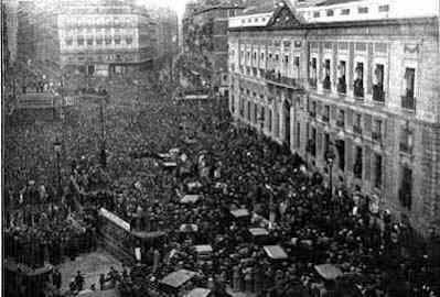 Proclamación IIª República española