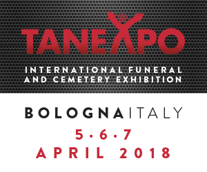 International funeral and cemetery exhibition