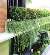 10 Desain Terbaru Taman Gantung Untuk Rumah Minimalis Dengan Konsep Alami 7