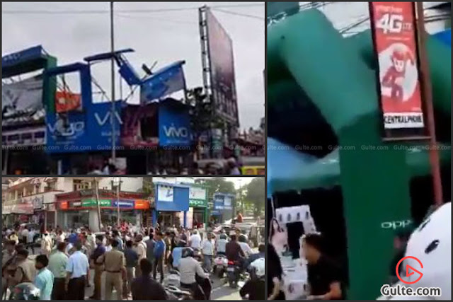 OPPO and VIVO Stores Attacked by Indian Army Supporters in Pune