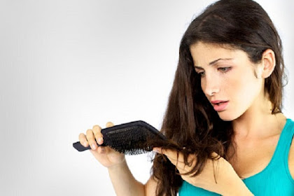 How to deal with hair loss due to complications of diabetes mellitus